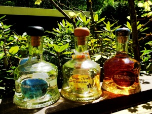 "The best tequila in the country... Mexican Moonshine, featured in the ""Arizona"" episode."
