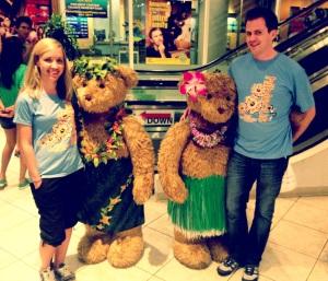 Teddy Bear World in Waikiki Beach Hawaii, featured in an episode.