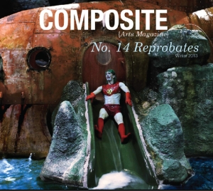 Winter 2013 Composite Arts Magazine Front Cover